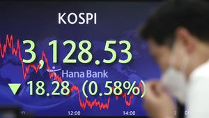 Seúl sube un 0,33 % gracias a los comentarios de Powell