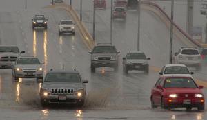 Huracanes dejarían fuertes lluvias y afectaciones a Coahuila