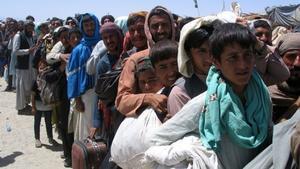 El Consejo de Europa pide no rechazar a los afganos que buscan protección