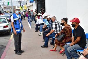 Pensionados de Monclova cobrarán este martes su mensualidad