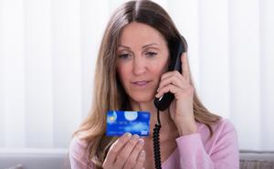 Las llamadas de denuncias por fraudes financieros se disparan 191%