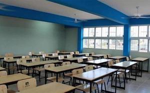 'El 60% de escuelas en BCS, sin condiciones para regreso a clases'