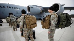 EU sale de Afganistán tras 20 años de guerra