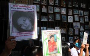 ONU-DH pide a México garantizar la búsqueda de personas desaparecidas