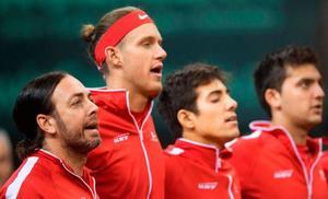 Chile da a conocer equipo que jugara serie de Copa Davis frente a Eslovaquia