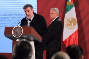 Julio Scherer, Consejero Jurídico de la Presidencia, renuncia al cargo