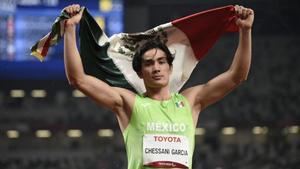 José Rodolfo suma su quinto oro