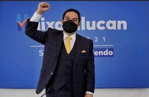 Enrique Vargas deja Huixquilucan; rendirá protesta como diputado