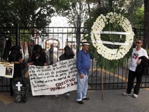 Piden justicia para Jethro Ramssés, asesinado por militares