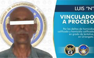 Vinculan a proceso a hombre por homicidio de su suegro en Guanajuato