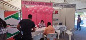 La Secretaría del Trabajo realizará 8 Ferias de Empleos en Coahuila