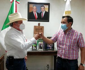 Frontera tiene nuevo delegado de Inclusión y Desarrollo Social