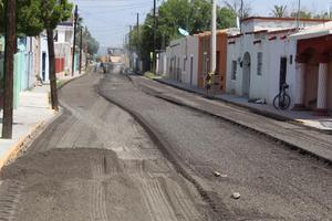 Calles de SB fueron arregladas