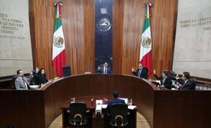 El Tribunal Electoral mexicano elige a nuevo presidente para sellar su crisis