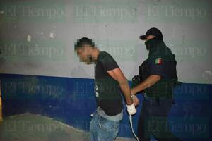 Atrapan al 'Titino' en Monclova dentro de domicilio ajeno intentado robar