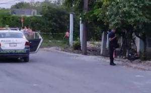 Hombres armados balacean casa en Cadereyta, Nuevo León
