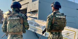 El Senados aprueban Ley Orgánica de la Armada