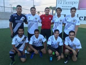 Deportivo San Pablo liga una victoria más
