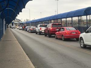Puente Internacional  ampliará el horario de cierre