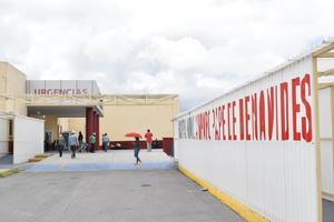 Hospital móvil fue reactivado en Monclova