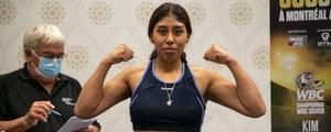 Boxeadora mexicana fallece tras coma