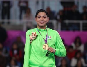 Juan Diego García gana la séptima medalla de oro en los Paralímpicos