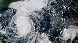 Larry sube a huracán de categoría 2 al este de las Antillas Menores