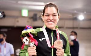 Lenia Ruvalcaba: Vale igual el resultado paralímpico y olímpico