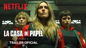 'La casa de papel', temporada 5, ya está disponible en Netflix: esto es todo lo que debes saber antes de verla
