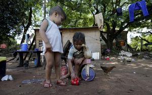 Cinco de cada 10 niños menores de 6 años en México viven en situación de pobreza