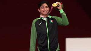 Juan Diego García logra medalla de oro