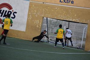 Casanova y Sika Soccer empatan a tres