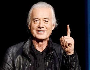 Jimmy Page fundador de Led Zeppelin anima a los jóvenes a 'seguir tocando'