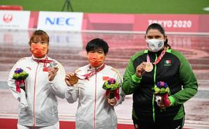 Rosa Carolina Castro consigue la medalla 22 para México