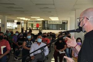 La UTRCC de Monclova arranca clases hibridas bajo medidas estrictas de sanidad