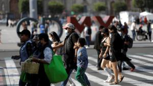 México registra 647 decesos y 15 mil 586 contagios en 24 horas