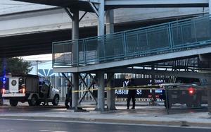 Autoridades encuentran cadáver debajo de puente en Santa Catarina, Nuevo León