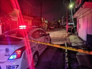 En Nuevo León un joven fue baleado en la calle