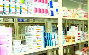Insabi proporciona 140 millones de medicinas y material de curación