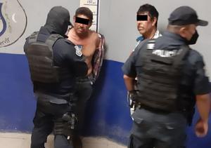 Dos aguafiestas arruinaron un convivio familiar y son arrestados