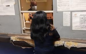 Una mujer de Monclova fue detenida por negarse a pagar el taxi
