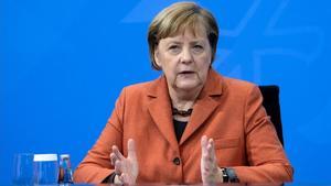 Merkel insiste en diálogo con talibanes para sacar 'a quien lo precise'