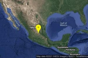 Sismo de 4.3 grados se registra en San Felipe, Guanajuato