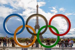 París celebra la cuenta atrás para organizar sus primeros Paralímpicos