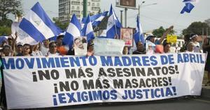 Madres de Abril denuncian desaparición de joven opositor en Nicaragua