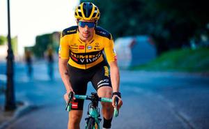 Primoz Roglic rubrica su tercera Vuelta con una exhibición en la crono