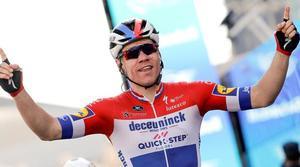 Jakobsen: 'Terminar la Vuelta es un sentimiento muy especial'