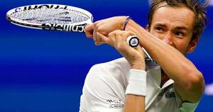 Daniil Medvedev supera con facilidad a Evans y pasa a cuartos de final del US Open