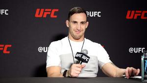 Brutal lesión en UFC, le rompieron la rodilla a Bukauskas