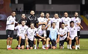 Así jugará la Selección Mexicana ante Costa Rica